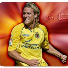Diego Forlan (Uruguay) Mouse Pad