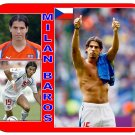Milan Baros (Czech Republic) Mouse Pad