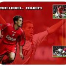 Michael Owen (England) Mouse Pad