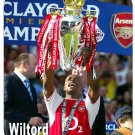 Sylvain Wiltord (France) Mouse Pad