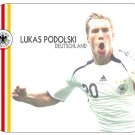 Lukas Podolski (Germany) Mouse Pad