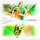 Tim Borowski (Germany) Mouse Pad