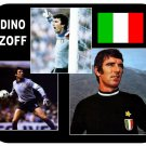 Dino Zoff (Italy) Mouse Pad