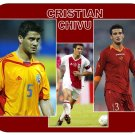 Cristian Chivu (Romania) Mouse Pad
