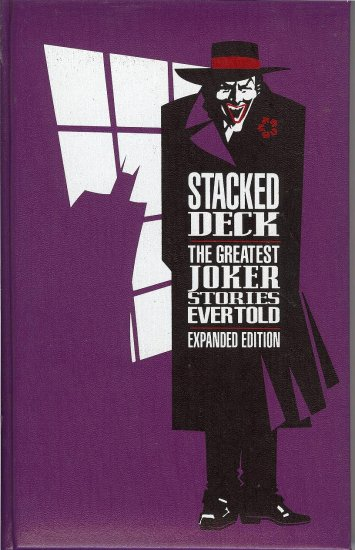 Batman - The Joker Stacked Deck