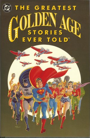 Golden Age - The Greatest Stories Ever Told - 288 Pages
