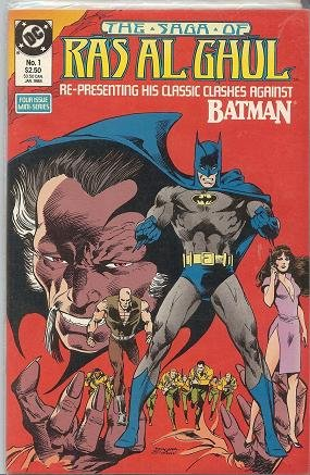 Batman �Mixed Collection�s� 1987 to 1991 - 107 Copies