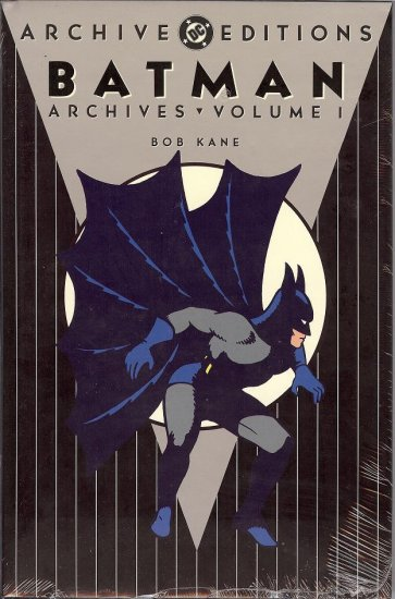 Batman - The Archive Edition - Volume 1