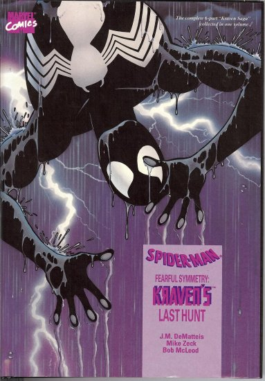 Spiderman - Kraven Saga � 1987