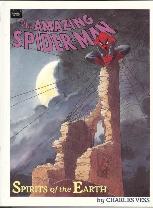 The Amazing Spiderman � 1990 - Spirits Of the Earth
