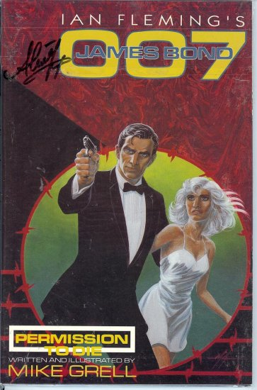 Ian Flemming - 007 James Bond - Permission To Die