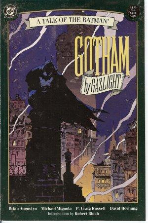 Bat Man - A Tale of the Batman - Gotham by Gaslight - 1989