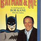 Batman & Me - By Bob Kane - 2400 / 2500