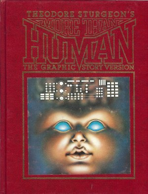 More Than Human - Limited Edition
