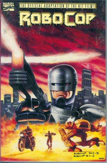 Robocop -The Future of Law Enforcement - 8 Copies