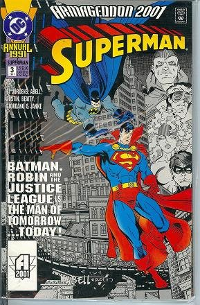 Superman - Checkmate - DC Comics & Impact Comics - 20 Copies