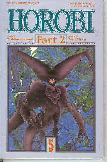 Horobi - Viz Premiere Comics