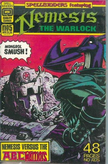 Spellbinders� Featuring the Nemesis the Warlock