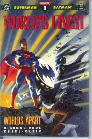 Superman & Batman - Worlds Finest - DC Comics - Parts 1 to 3