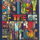 History of the Universe - DC Comics