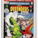 Marvel Comics the Defenders
