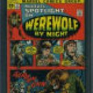 Mavel Comics - Warewolf