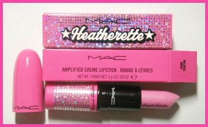 MAC Cosmetics MELROSE MOOD Lipstick HEATHRETTE BNIB