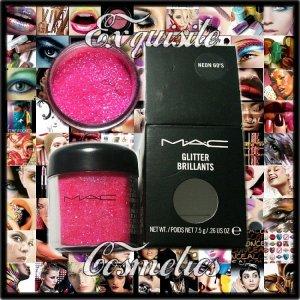 MAC Cosmetics NEON 60s Pigment Glitter BNIB