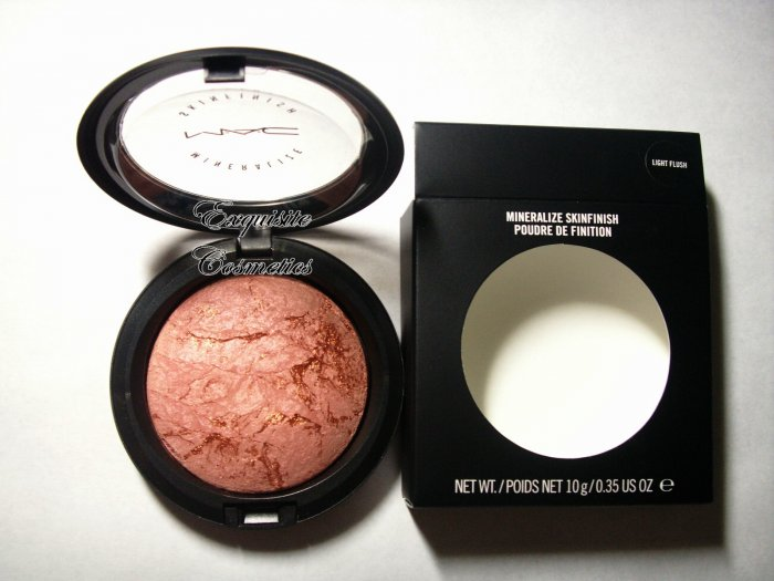 MAC Cosmetics LIGHT FLUSH Mineralize Skinfinish Blush