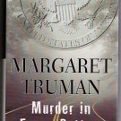 Murder In Foggy Bottom Author Margaret Truman  Mystery