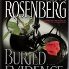 Buried Evidence Author Taylor Rosenberg Suspense Thriller