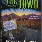 The Town Author Bentley Little  Bram Stoker Award-Winner  Horror