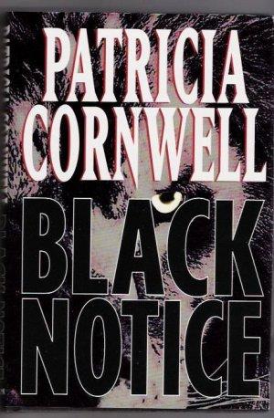 Black Notice  Author Patricia Cornwell