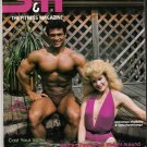 Strength & Health The Fitness Magazine Jan. 1984 Mohamed Makkawy & Vicki Panebiango- Vintage
