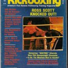 Karate Kickboxing Premier Issue- Ross Scott-Don Wilson-Gladys William-Martial Arts-Vintage