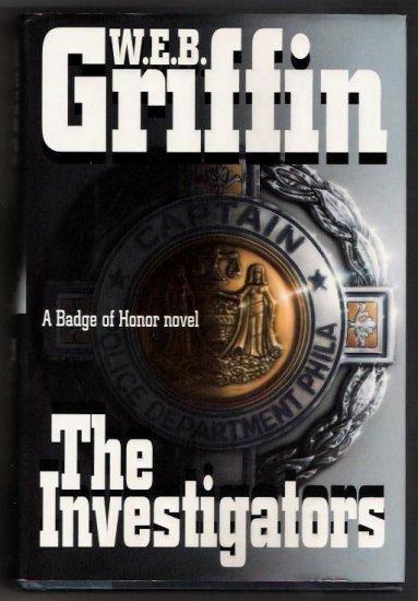 The Investigators- W.E.B. Griffin-Law Fiction-Police Fiction-Philidelphia
