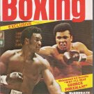 World Boxing- Exclusive-Muhammad Ali George Foreman- 1973- Vintage Magazine
