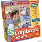 Scrapbook Factory Deluxe 3.0 - Image/Photo - Computer Software