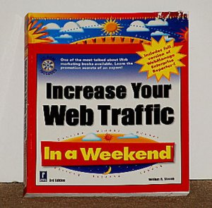 Web Promotion Techniques Book & CD Rom - Computer Software