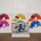 Print Shop Premier Edition - 2 Large Books & 20 CD's Clip Art, Photos - Computer Software