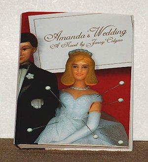 Amenda's Wedding    A Witty Novel by Jenny Colgan (1999 - 2001)  Hardcover Book