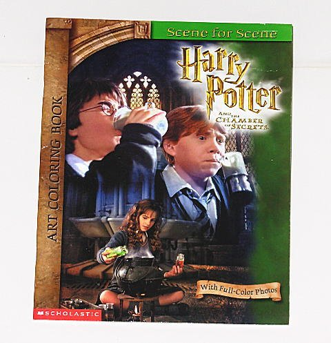 Harry Potter Children's Activity and Photo Book  (2002) - Softcover