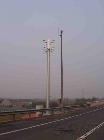 300W vertical wind turbine