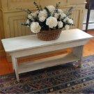 Primitive Style Bench