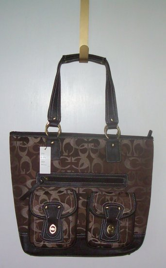 LEGACY TOTE DESIGNER INSPIRED BY C NWT