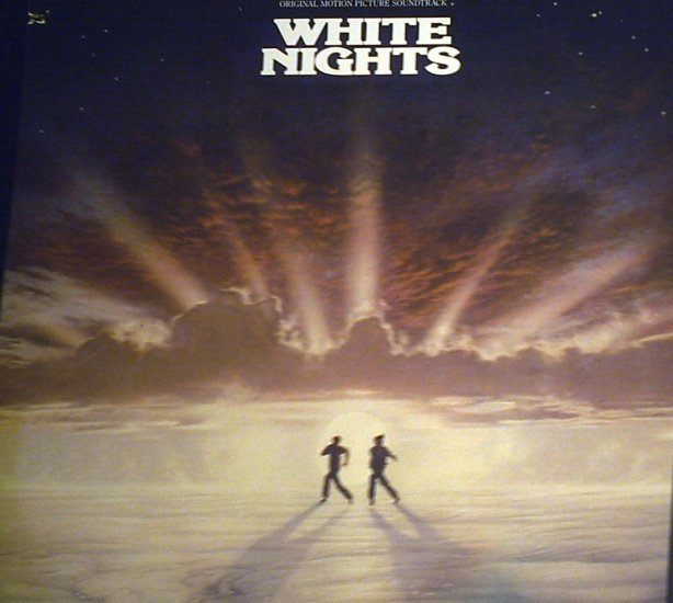White Nights  Motion Picture SoundTrack........1985
