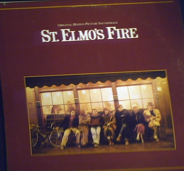 St.Elmo's Fire  Original Motion Picture Sound ....1985