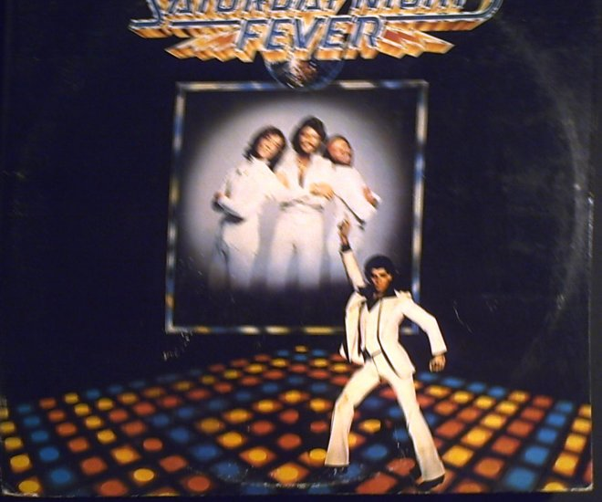 Saturday Night Fever  The Original Movie SoundTrack..  2 Vol