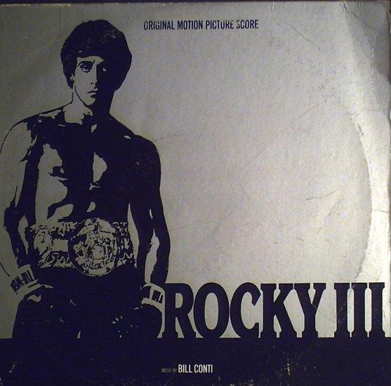 Rocky III  Original Motion Picture Score...