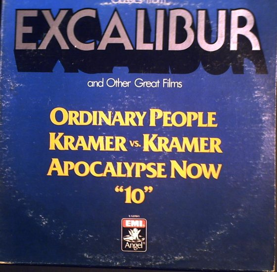 Excalibur	Classics From Excalibur............1981